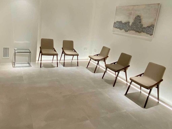 Ilicitano Medical Institute Projekt Möbeldesign Angel Cerdá