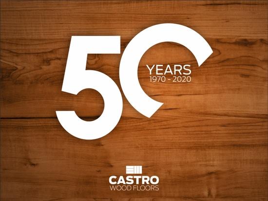HALF CENTURY OF CASTRO WOOD FLOORS