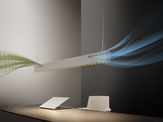 Pure BioAir, a Lamp by Olev that Sanitizes Interiors.
