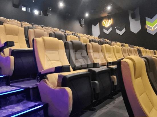 Usit Seating in Cinema / Theater of Shunde, China