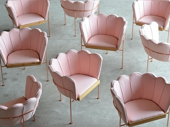 Chairs by Gustavo Bittencourt