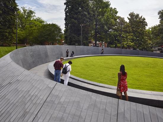 Memorial to Enslaved Laborers / Höweler + Yoon Architecture