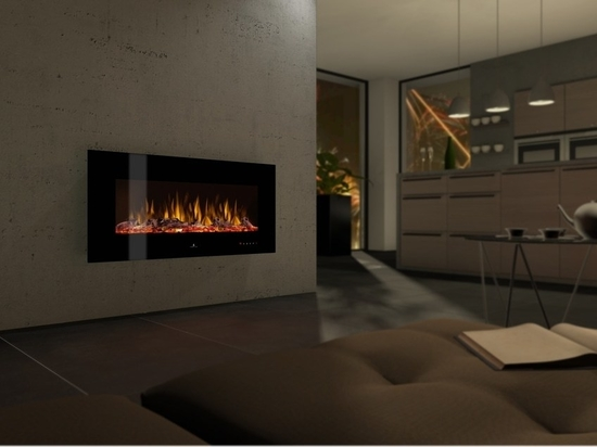 Noble Flame VEGAS HiFi [electric wall fireplace]