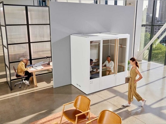 ROOM Launches New Modular Meeting Rooms for the Modern Workspace