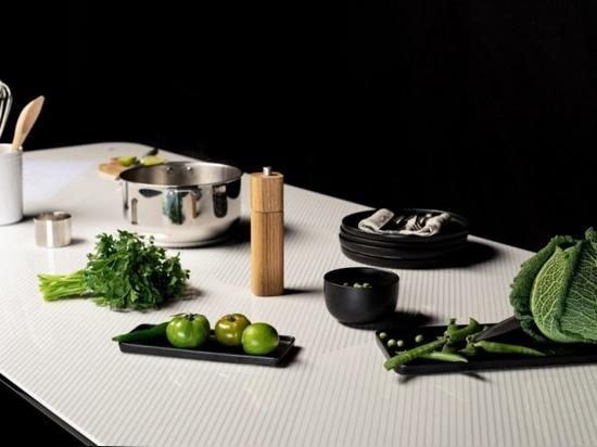 The Versâtis – Eurokera Smart Table by Jean-Marc Gady