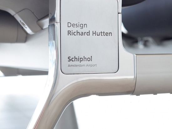 Richard Hutten developed the Blink system for Schiphol airport