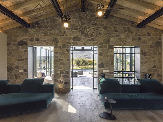 Capalbio Barn House