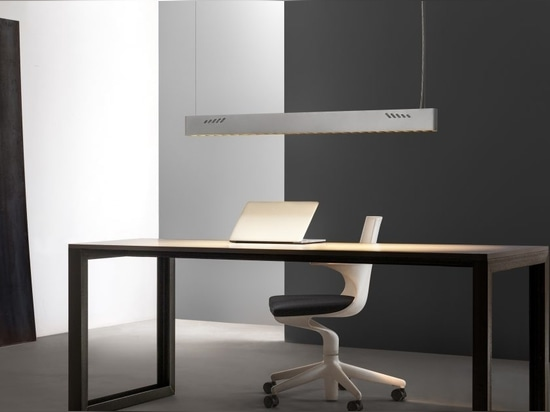 Pure BioAir, a Lamp by Olev that Sanitizes Interiors