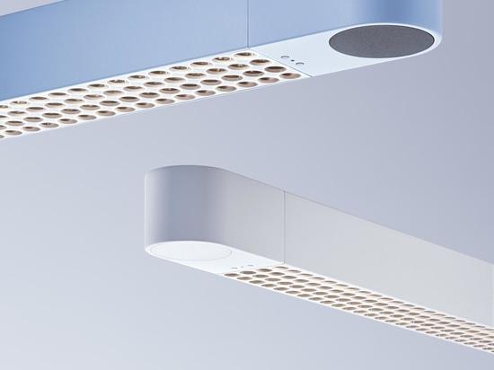 Tobias Grau's illuminating solution to home workspace lighting