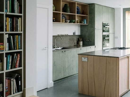 Southgrove Road Kitchen project. Courtesy of From Works.