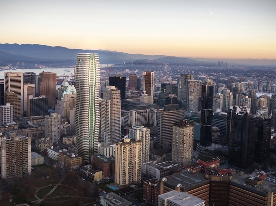 World's tallest Passivhaus building set to be built in Canada