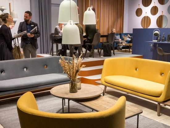 Pure Editions stand at IMM Cologne 2020