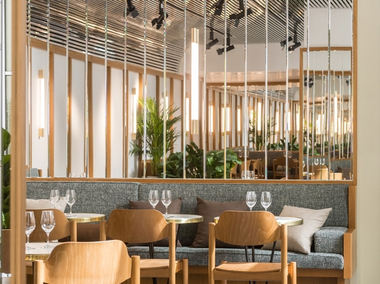 Members will be able to dine at an in-house restaurant called The Comptoir