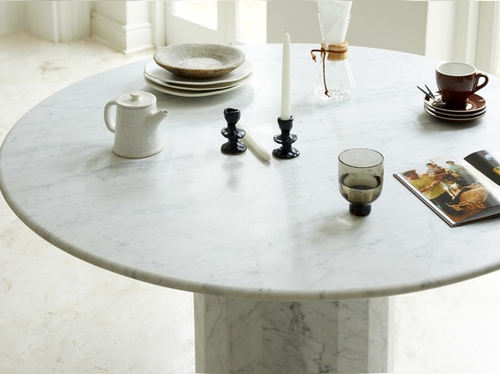 The versatile table can be used in many settings