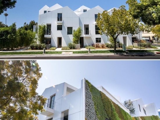 This Apartment Building Was Designed To Resemble A Modern Day Hillside Village