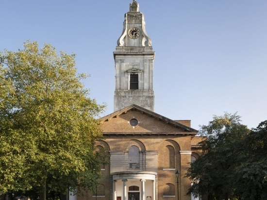John Pawson leads redesign of St John at Hackney Church in London