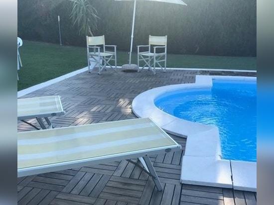 FLOOVER Outdoor tiles
