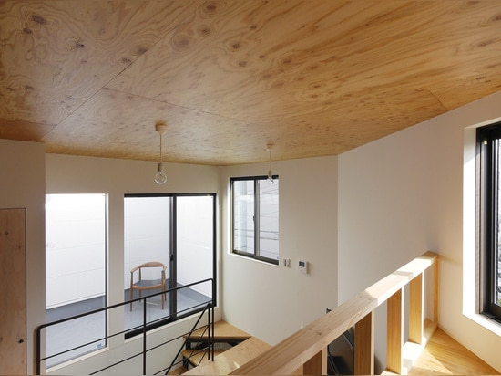 Coo planning, House in Chiyosaki