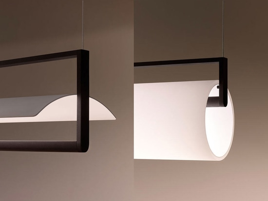 Exclusive Preview: Kontur Lighting Collection by Sebastian Herkner for Vibia