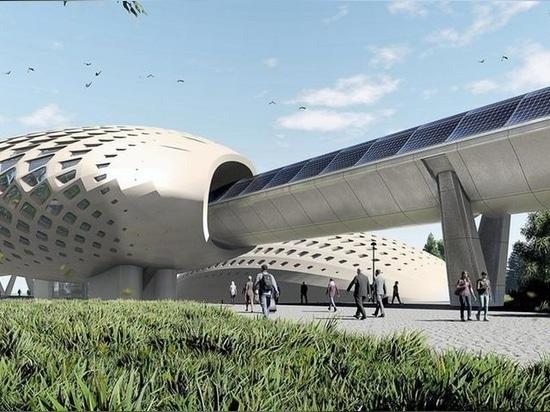 HyperloopTT unveils world's first self-powered fully integrated passenger system