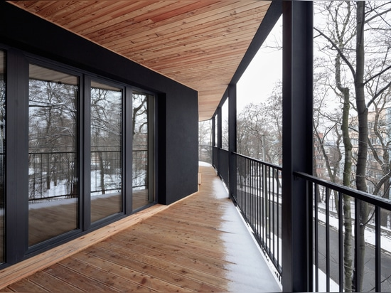 Villa Reden Apartments / Architekt Maciej Franta