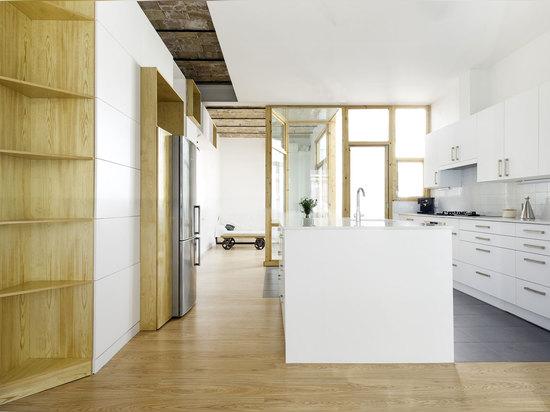 CAVAA arquitectes, Casa Poblenou, Barcelona