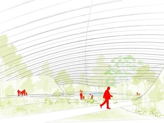 Tropicalia greenhouse by Coldefy, general view, 2024