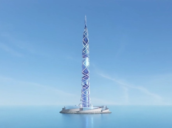 Kettle Collective plans to build world's second tallest tower in Russia