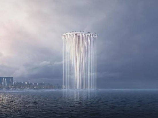 Sou Fujimoto's ethereal tower will see 99 'islands' floating over Shenzhen's Qianhai bay