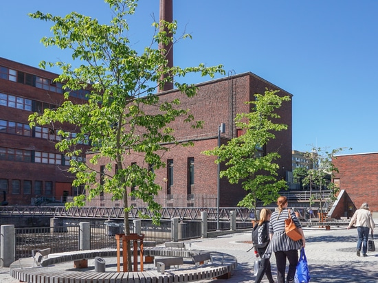 Industrial heritage comes to life in Rough&Ready Tampere