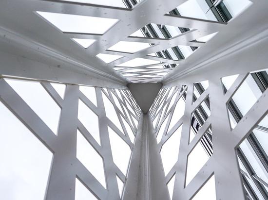 Open Pillars for Scandinavia's first media cluster