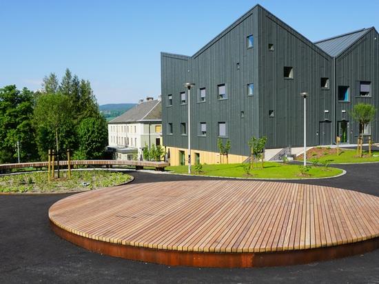Sensory Garden for Fosshagen Nursing Home