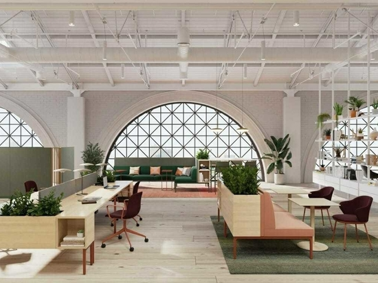 Modular Furniture by Stylex Addresses the Future Workplace