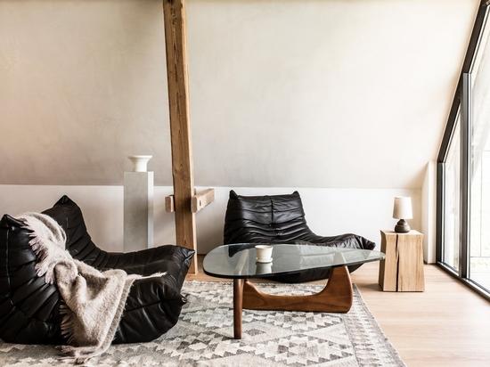 TypeO Loft: A Rural Retreat in Sweden Celebrates Scandinavian Design