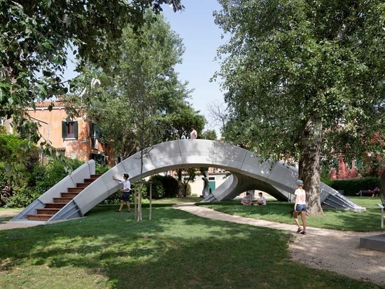 THE FIRST 3D PRINTED AND UNREINFORCED CONCRETE BRIDGE