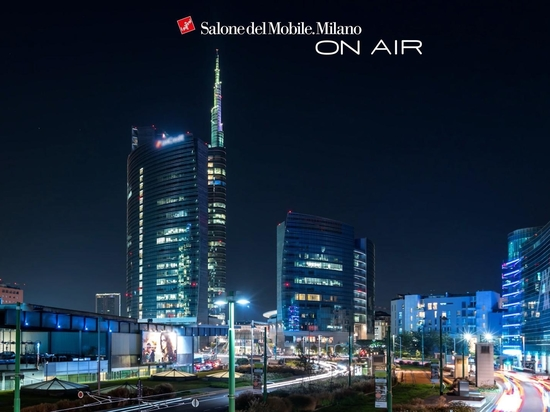 Salone del Mobile ON AIR Presents Salone Del Mobile.Milano Digital