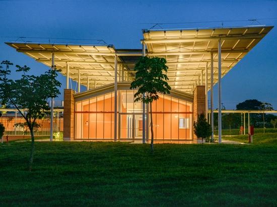 Children's Surgical Hospital / Renzo Piano Building Workshop + Studio TAMassociati