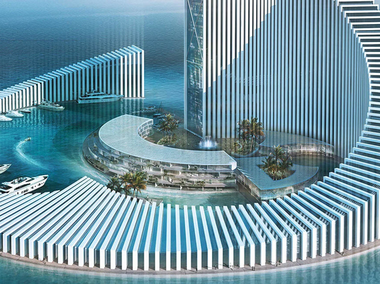 Plans revealed for Africa's second tallest skyscraper: Zanzibar Domino