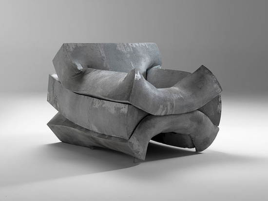 HORM presents MASS PRESSURE armchair by Dror