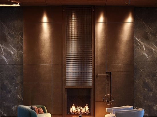 The Cortland unveils craft-inspired interiors by Olson Kundig
