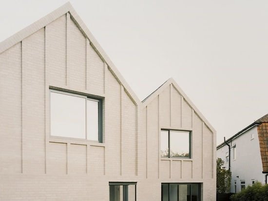 Surrey home offers minimalist take on Arts & Crafts aesthetic