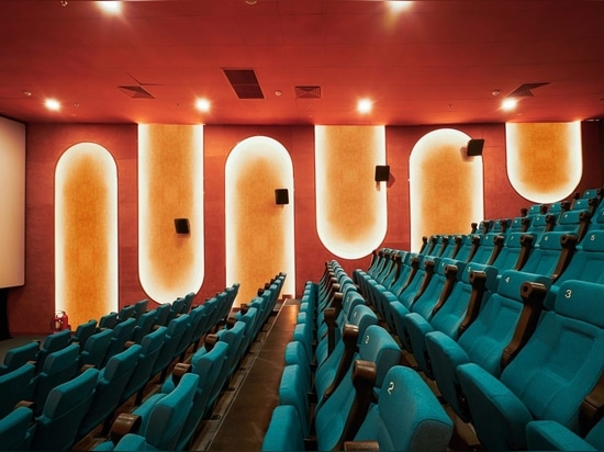 It's a Blockbuster: The New Beta Cinema in Ho-Chi-Minh City