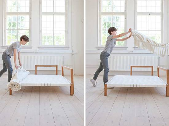 A SOFA THAT EXAMINES OUR MOST BASIC HUMAN NATURE