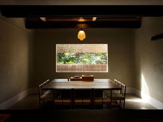 shinichiro ogata's restaurant is a humble refuge for fine japanese dining