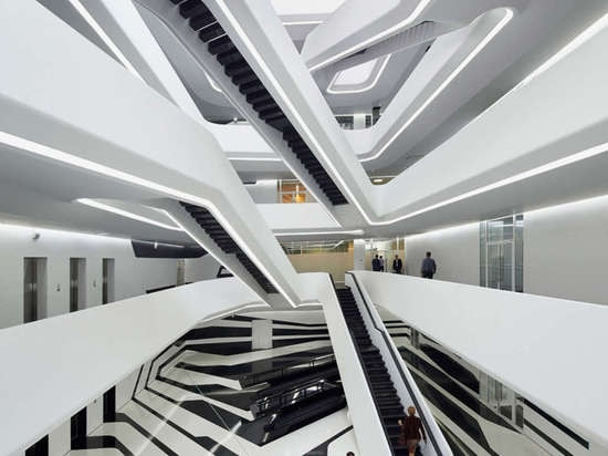 Dominion Office Building, Moscow, Russia