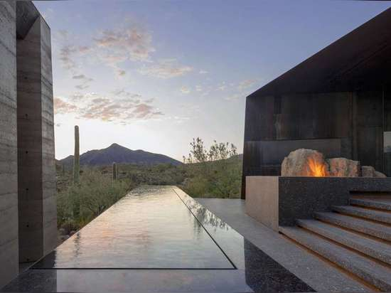 Desert Courtyard House by Wendell Burnette Architects, Scottsdale, Ariz., United States