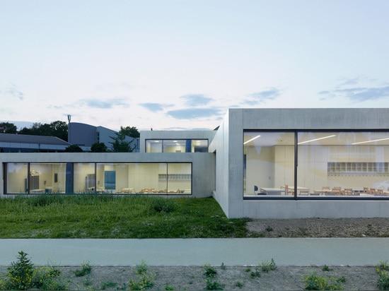 All photographs courtesy of Pierre Alain Dupraz Architecte