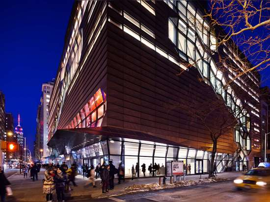 THE NEW SCHOOL'S UNIVERSITY CENTER