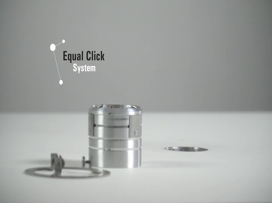 EQUAL CLICK SYSTEM by PSM LIGHTING