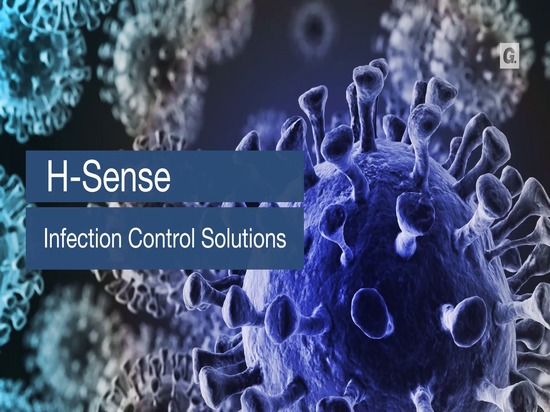 H-Sense Infection Control Solutions - Features and Functions